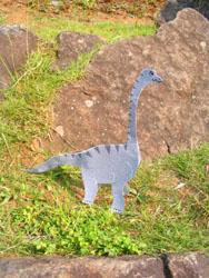おきらくサウルス